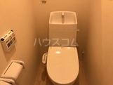 ひたちなか市足崎新築アパート 105号室のトイレ