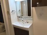 ひたちなか市足崎新築アパート 105号室の洗面所