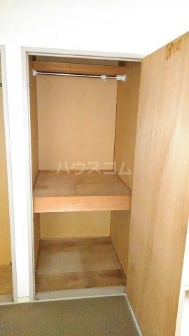 コーポユタカ 102号室の収納