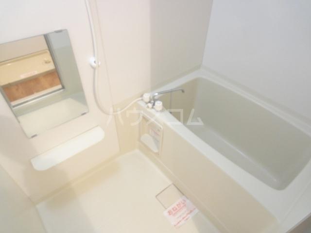 ニュープレイス 01020号室の風呂