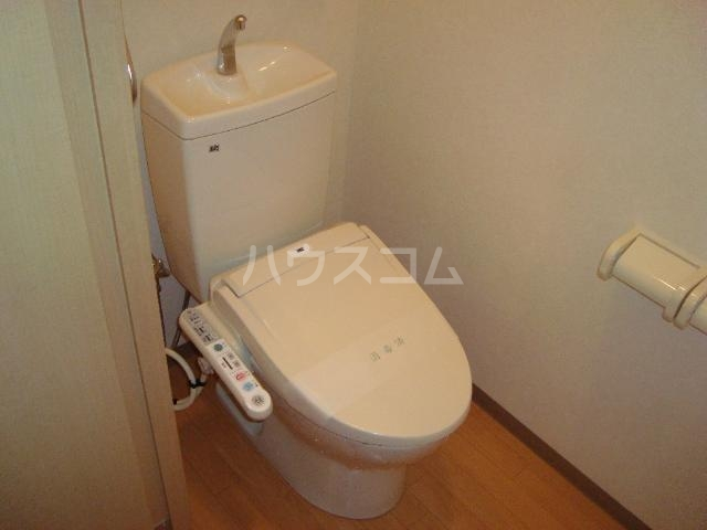 Charmant Coat 203号室のトイレ