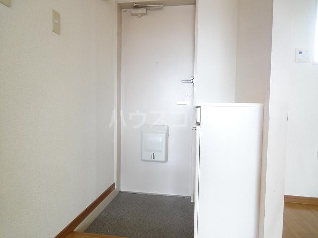 ファンタジアⅡ 02010号室の収納