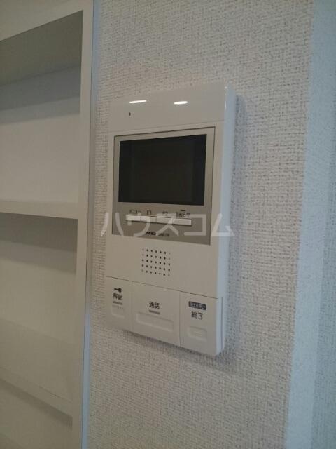 ラ ヴィータ リッカ 02020号室のセキュリティ