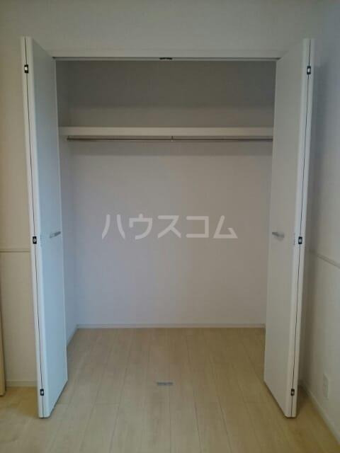 ラ ヴィータ リッカ 02020号室の収納