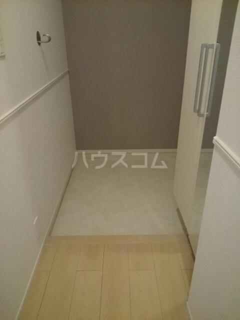 ラ ヴィータ リッカ 02020号室の玄関