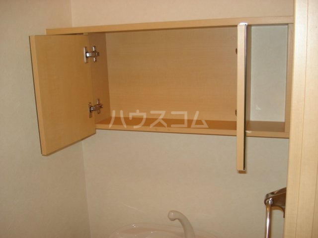 ラ メゾン デ ショコラ 205号室のキッチン