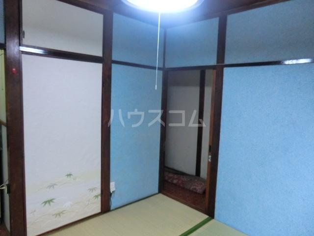第一高永荘 101号室のベッドルーム