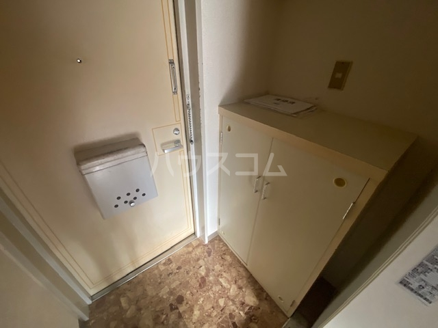パークビル 501号室の設備