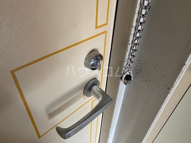 パークビル 501号室のセキュリティ
