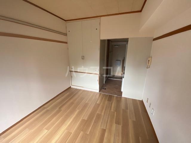 パークビル 501号室のベッドルーム