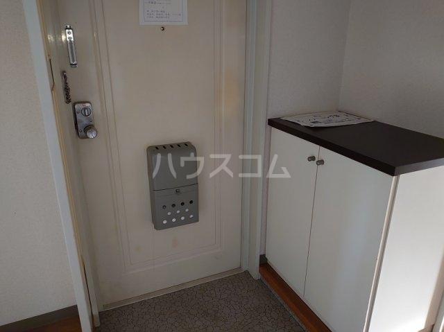 サカエハイツ 0302号室の玄関