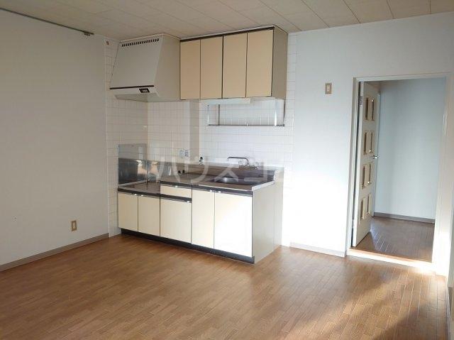 サカエハイツ 0302号室のキッチン