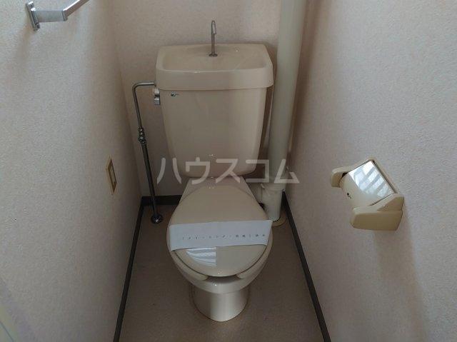 サカエハイツ 0302号室のトイレ