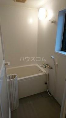 ハイツU A-2号室の風呂