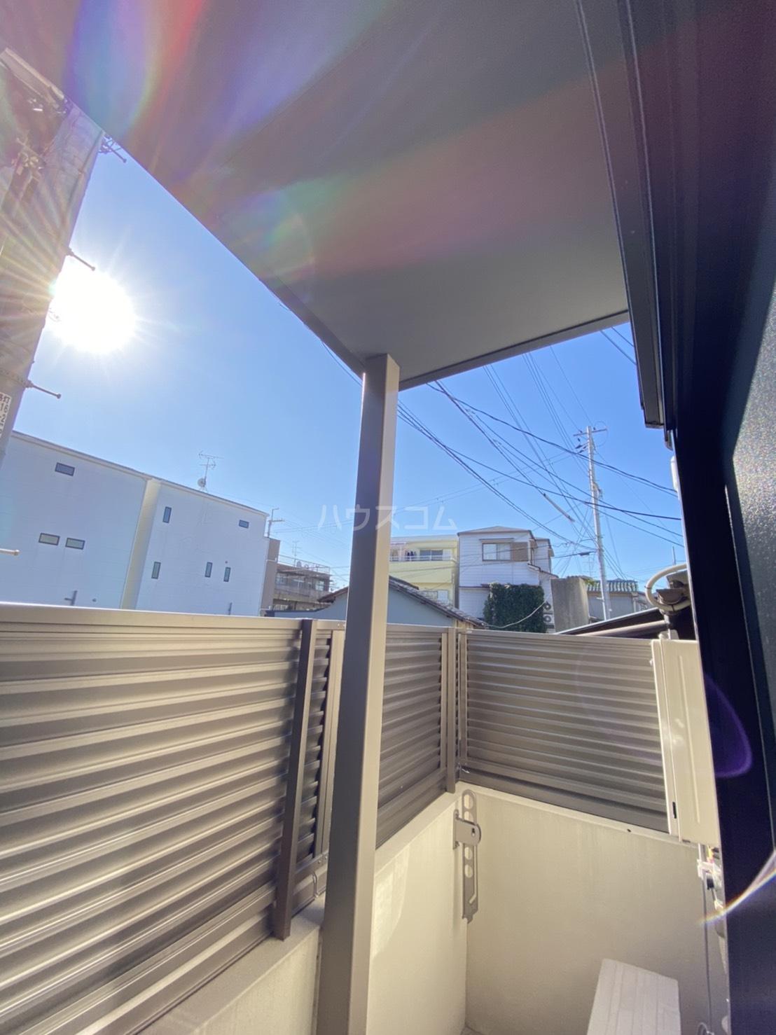 メゾン高槻Ⅱ号館 102号室の景色