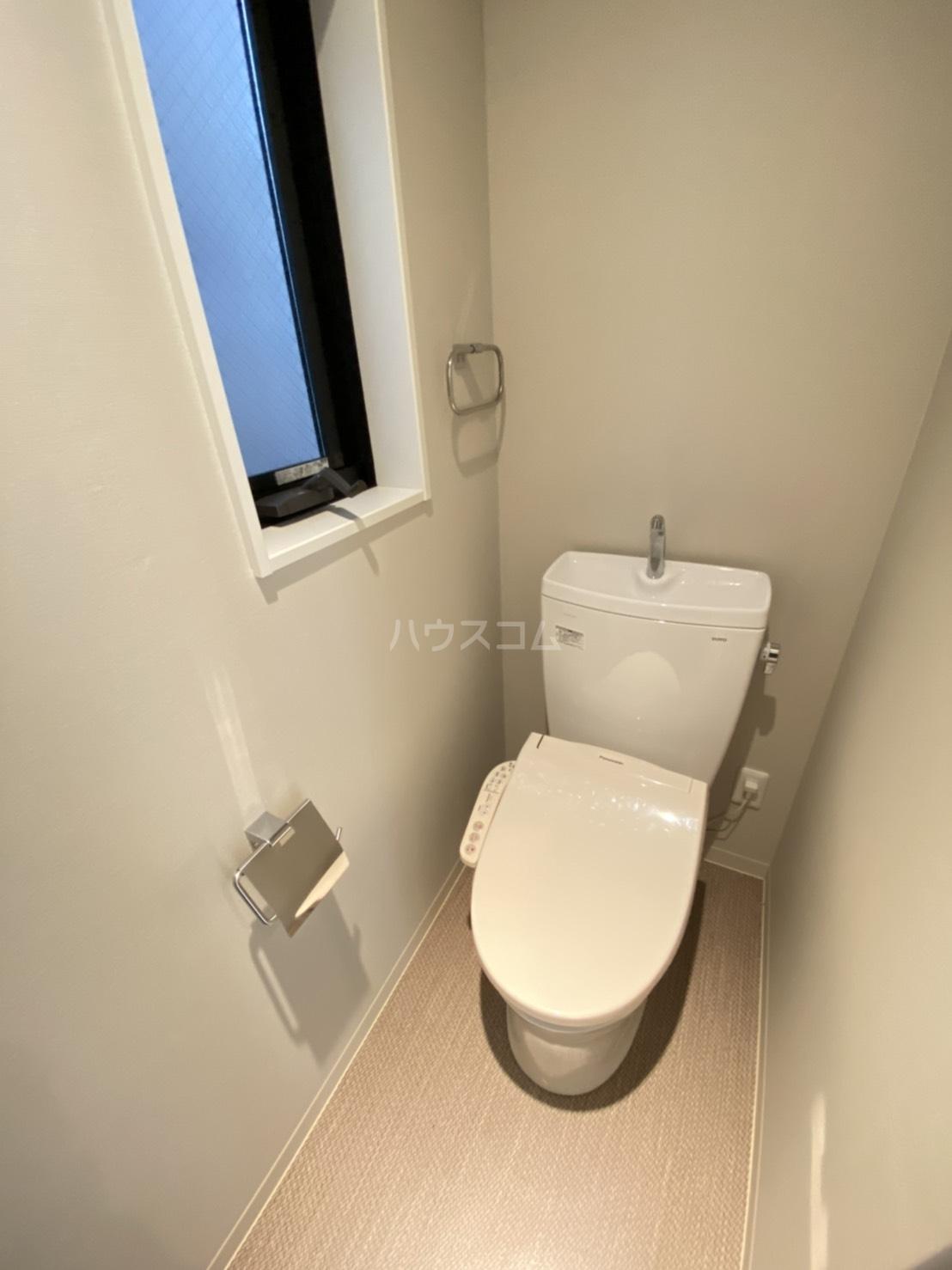 メゾン高槻Ⅱ号館 102号室のトイレ