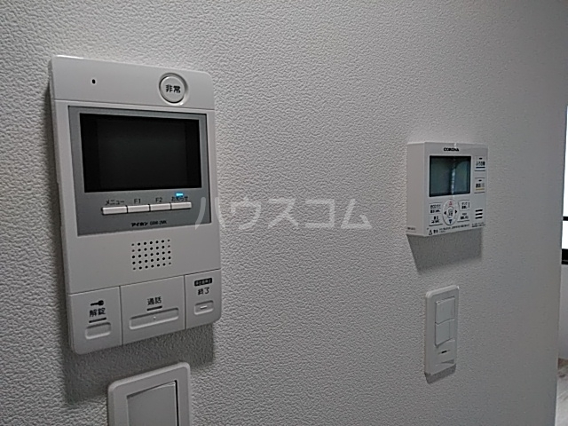 NOAH'S ARK 203号室のセキュリティ