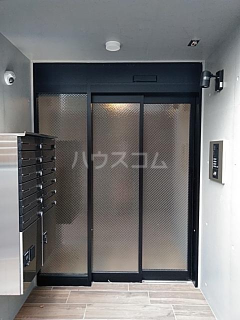 NOAH'S ARK 203号室のエントランス
