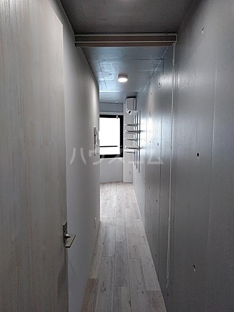 NOAH'S ARK 203号室の玄関