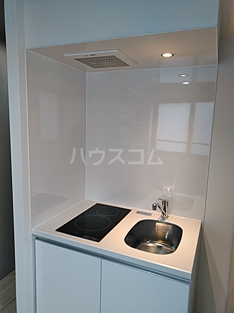 NOAH'S ARK 203号室のキッチン