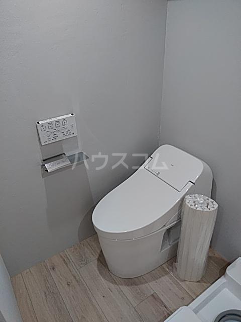 NOAH'S ARK 203号室のトイレ