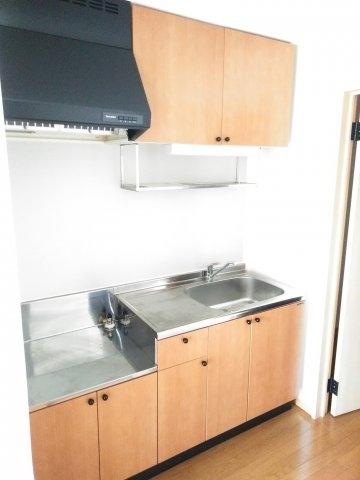 インペリアル 101号室のキッチン