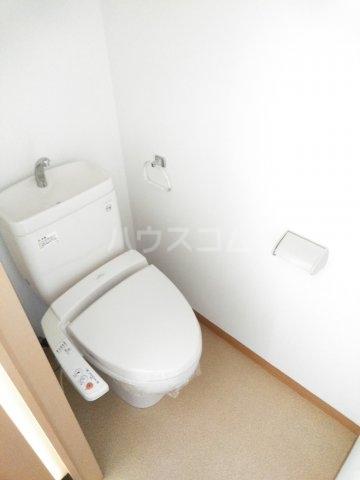 インペリアル 101号室のトイレ