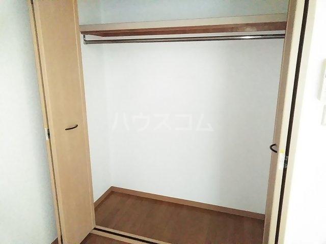 インペリアル 101号室の収納