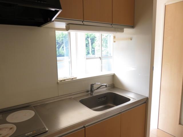 Blue Ocean 101号室のキッチン