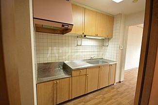 富士見台ハイツ 306号室のキッチン