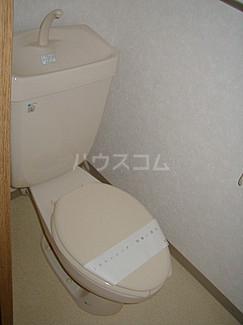 富士見台ハイツ 306号室のトイレ
