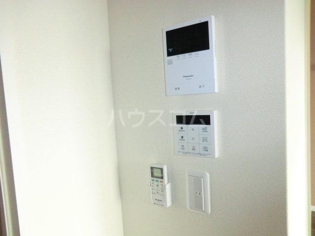 シャーメゾン東岸和田 305号室のセキュリティ
