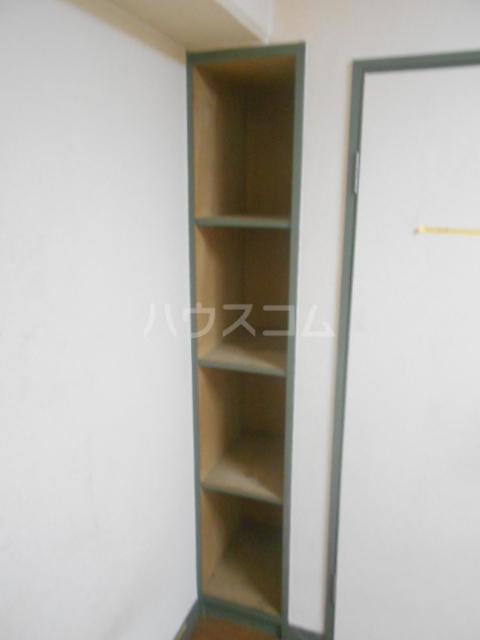 ラビットハイツ 207号室のバルコニー