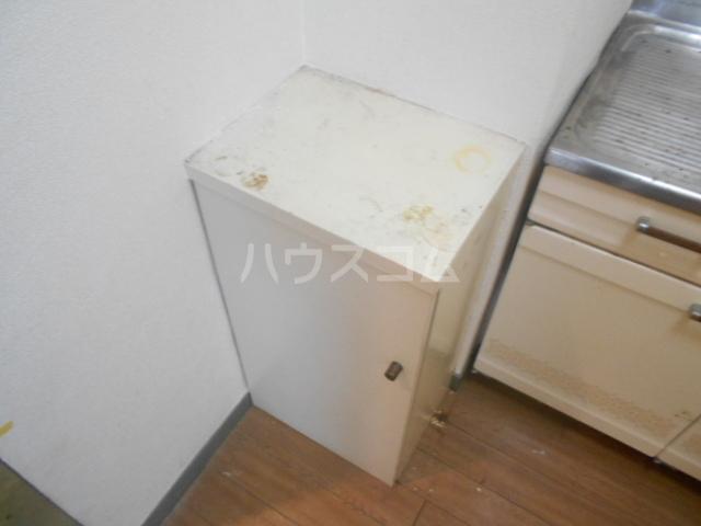 ラビットハイツ 207号室のキッチン