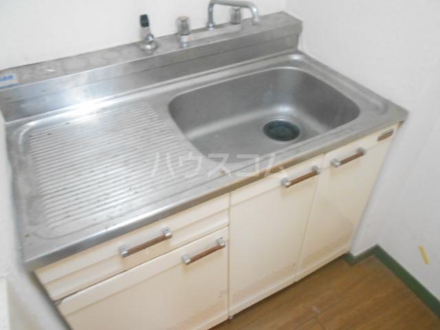 ラビットハイツ 207号室の風呂