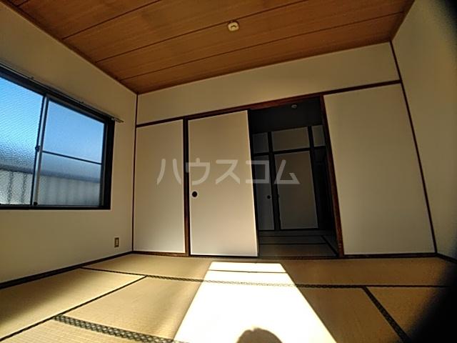 コーポ南 D号室の居室