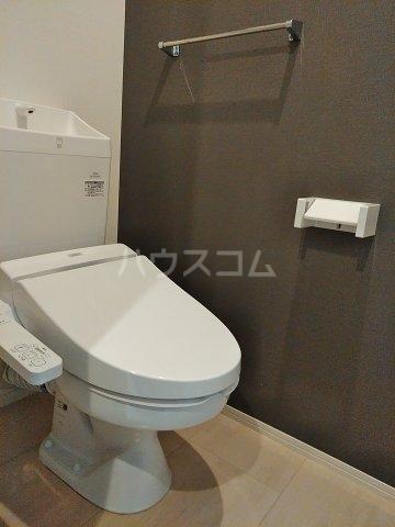 ティールーム 高野 203号室のトイレ