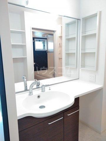 ティールーム 高野 203号室の洗面所