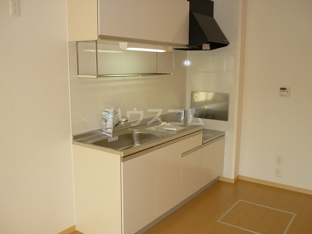 カーサ テポーレB 01010号室のキッチン