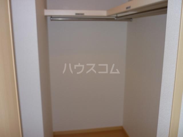 カーサ テポーレB 01010号室の収納