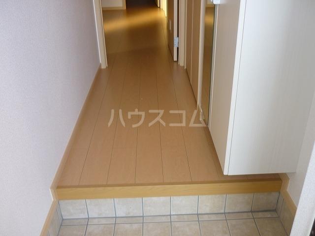 カーサ テポーレB 01010号室の玄関