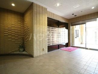 ライオンズマンション成増第五 104号室のエントランス