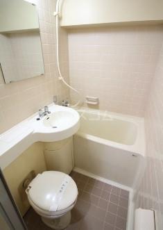 ライオンズマンション成増第五 104号室の風呂