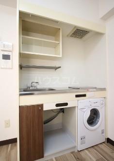 ライオンズマンション成増第五 104号室のキッチン
