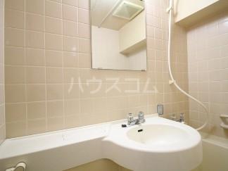 ライオンズマンション成増第五 104号室の洗面所