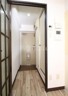 ライオンズマンション成増第五 104号室の玄関
