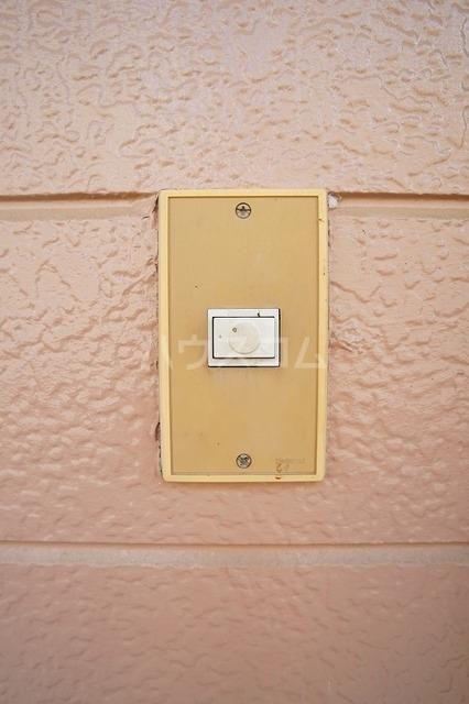 エルディム美里 02030号室のセキュリティ