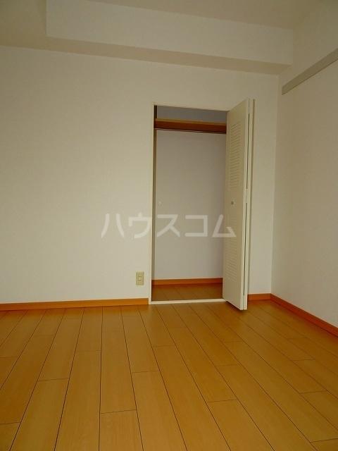 ベルクハウス 01020号室のベッドルーム
