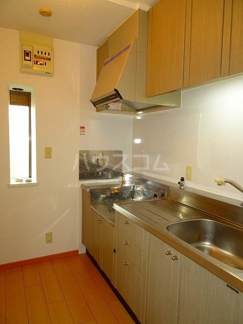 ベルクハウス 01020号室のキッチン