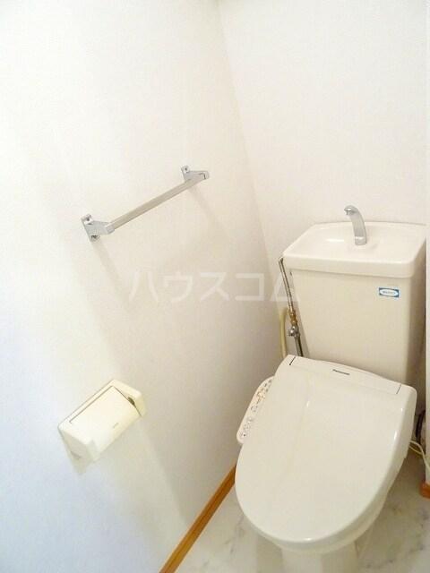 ベルクハウス 01020号室のトイレ